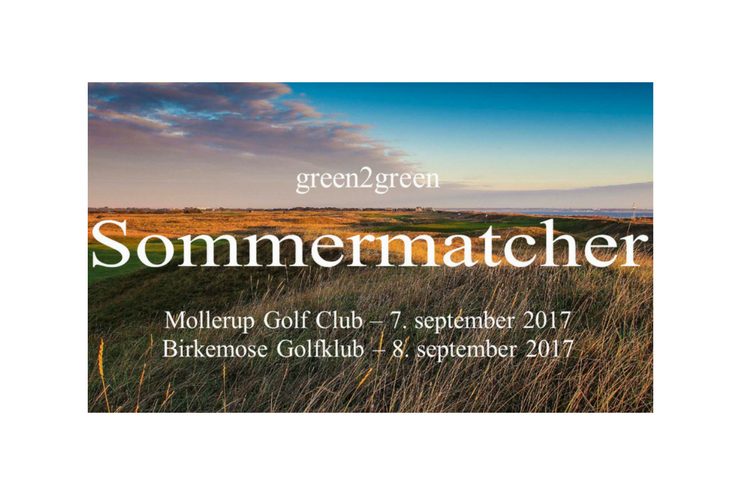 Sommermatcher – green2green