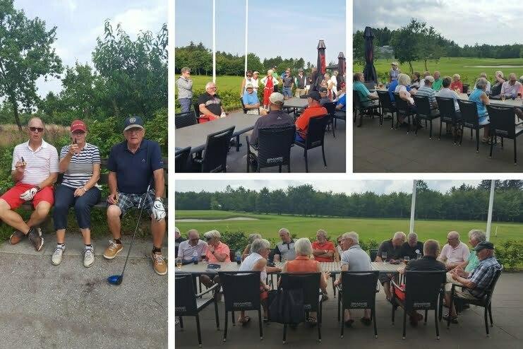 Seniorklubben Birkemose Golf Klub's sommertur